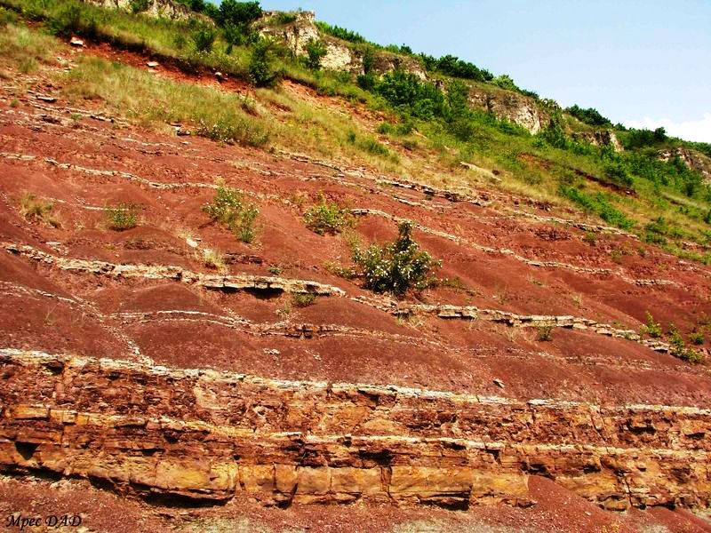Відслонення гірських порід фото: UWCTransferBot