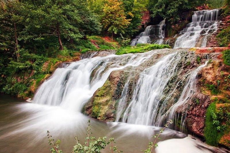Джуринський водоспад фото: stepyk