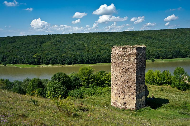 Руїни Раковецького замку фото: Вадим Войтик