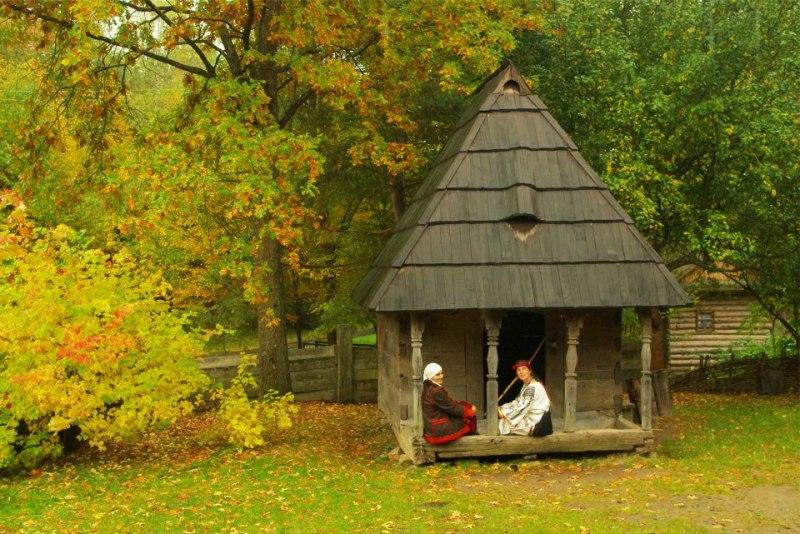 Чарівна осінь у музеї