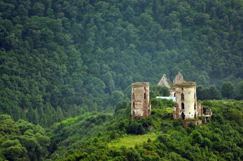 Червоноградський замок