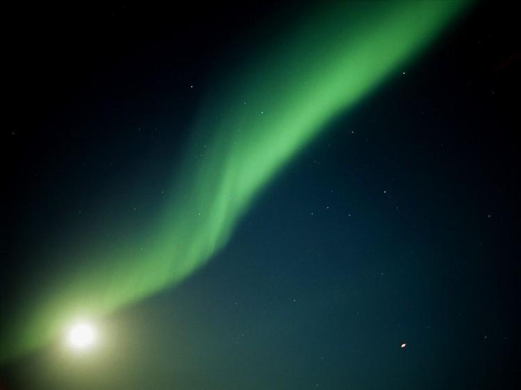 Дивовижні вогні у небі: найкращі фотографій північного сяйва (15)