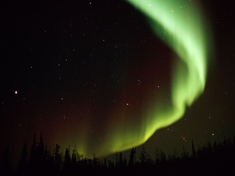 Дивовижні вогні у небі: найкращі фотографій північного сяйва (13)