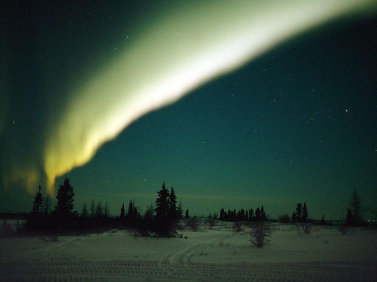 Дивовижні вогні у небі: найкращі фотографій північного сяйва (11)