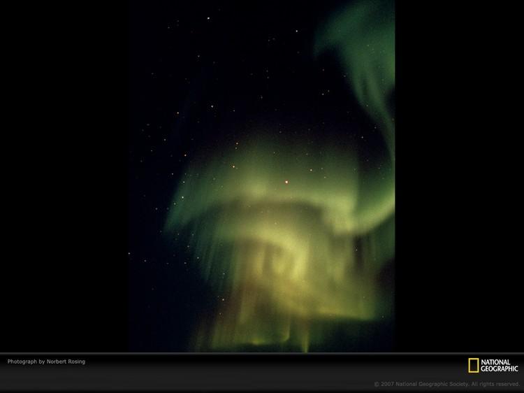 Дивовижні вогні у небі: найкращі фотографій північного сяйва (5)