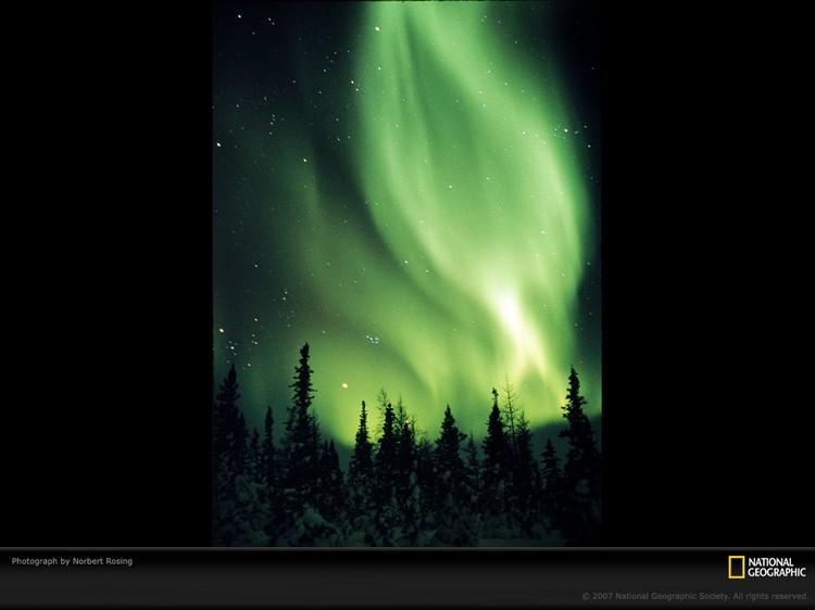 Дивовижні вогні у небі: найкращі фотографій північного сяйва (4)