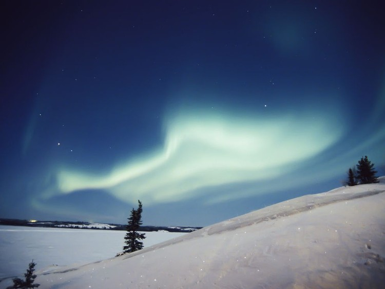 Дивовижні вогні у небі: найкращі фотографій північного сяйва (2)