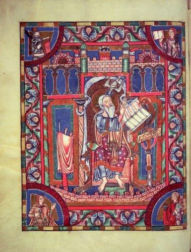 Найдорожчі книги світу («Євангеліє Генріха Лева») (2)