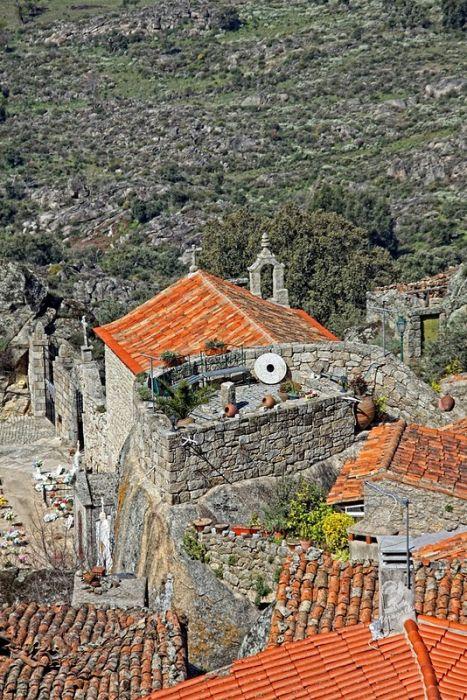 Село Монсанто - справжнє Португальське село (9)