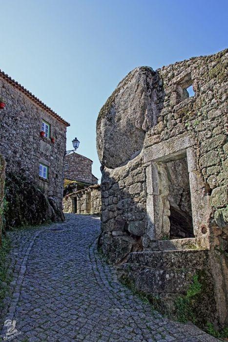 Село Монсанто - справжнє Португальське село (8)