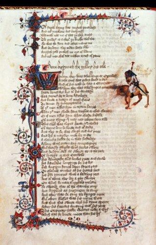 Найдорожчі книги світу («Кентерберійські оповідання» , Джеффрі Чосер (The Canterbury Tales, Geoffrey Chaucer)) (4)