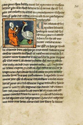 Найдорожчі книги світу («Бестіарій герцога Нортумберлендского» (The Northumberland Bestiar)) (5)