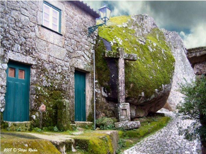 Село Монсанто - справжнє Португальське село (7)