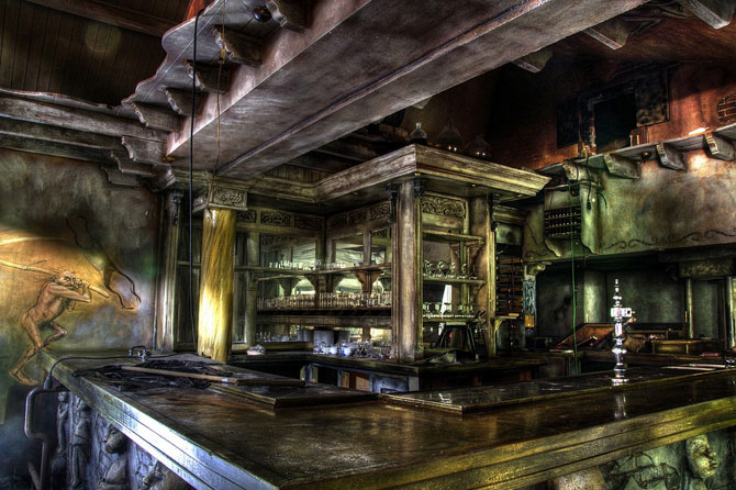 Будинок 1000 духів - пекельний ресторан, що наводить жах (36)