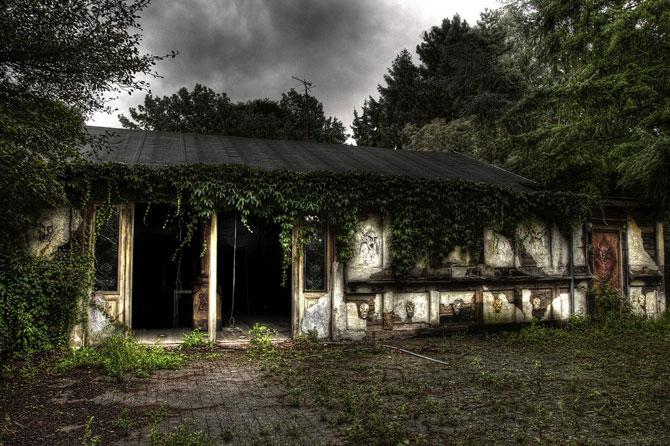 Будинок 1000 духів - пекельний ресторан, що наводить жах (35)