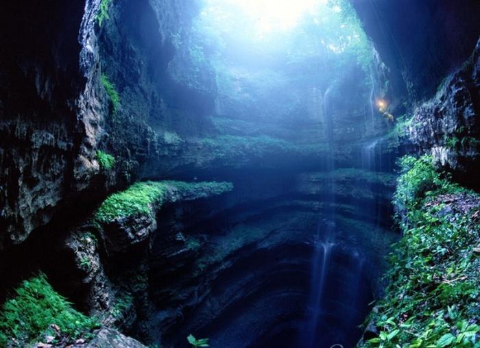 Печера ластівок - дивовижне творіння природи (5)