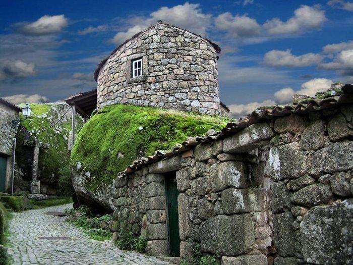 Село Монсанто - справжнє Португальське село (5)
