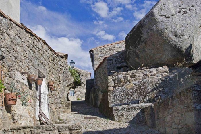Село Монсанто - справжнє Португальське село (4)