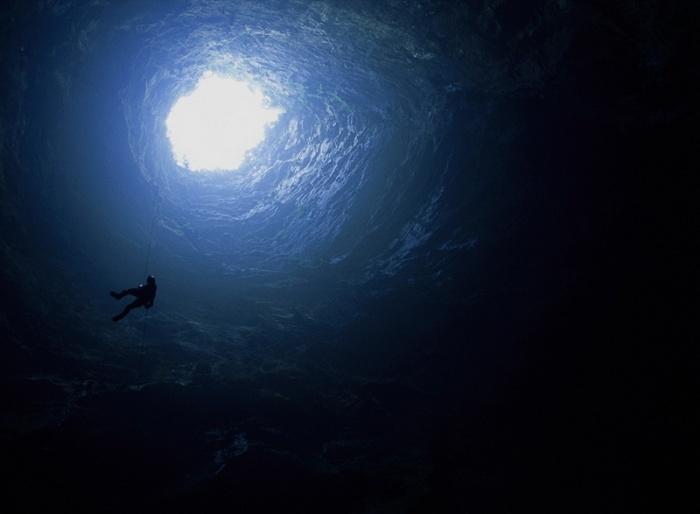Печера ластівок - дивовижне творіння природи (3)