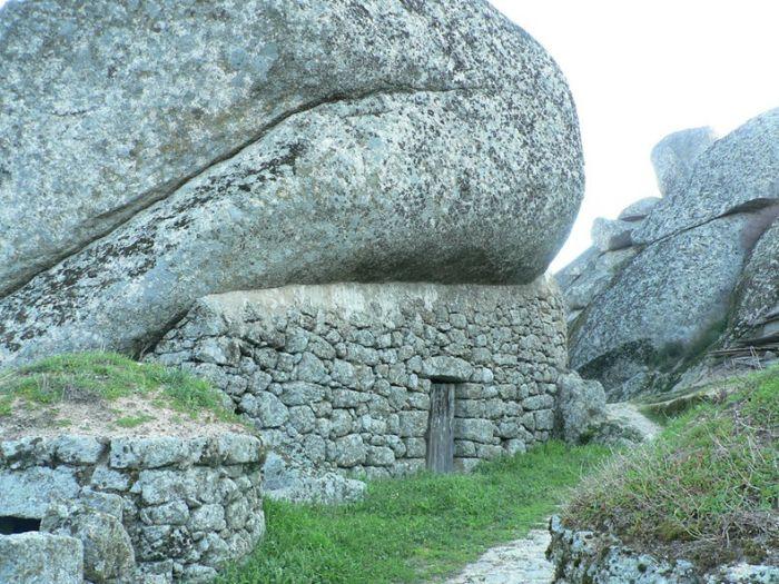 Село Монсанто - справжнє Португальське село (3)