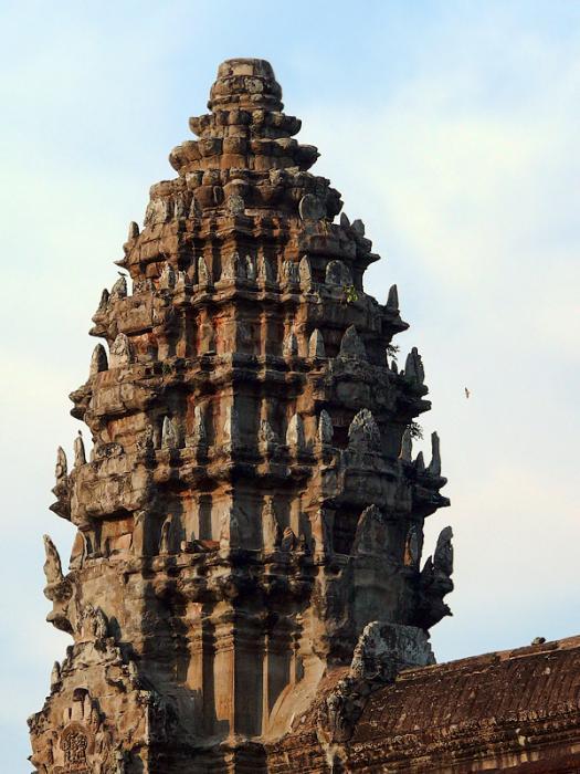 Ангкор Ват у Камбоджі - містичне та дивовижне по своїй атмосфері і масштабності місце (21)