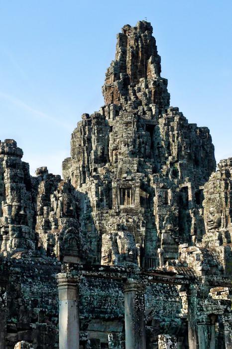 Ангкор Ват у Камбоджі - містичне та дивовижне по своїй атмосфері і масштабності місце (20)