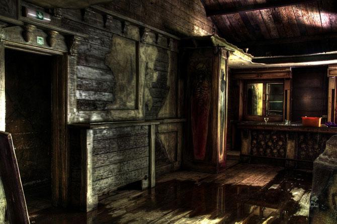 Будинок 1000 духів - пекельний ресторан, що наводить жах (30)