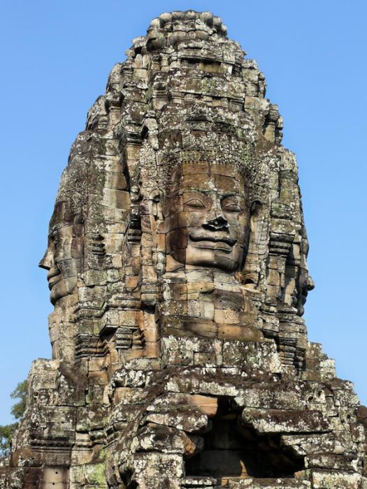 Ангкор Ват у Камбоджі - містичне та дивовижне по своїй атмосфері і масштабності місце (17)