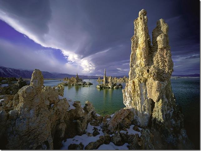 Одне з найдивовижніших місць в Каліфорнії - колони озера Моно (14)