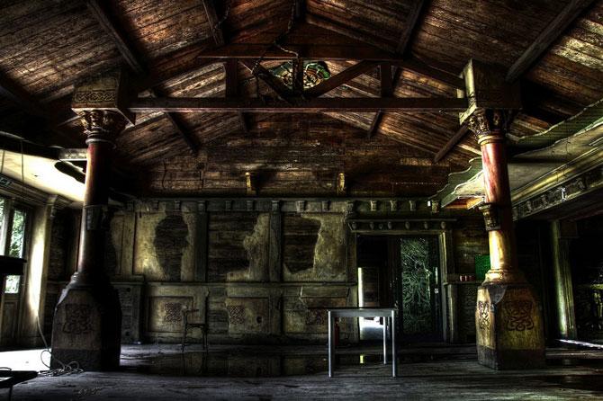 Будинок 1000 духів - пекельний ресторан, що наводить жах (21)