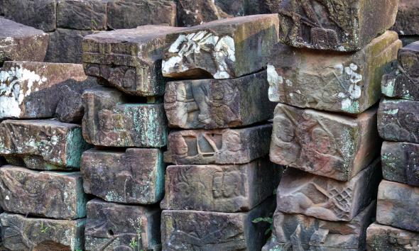 Ангкор Ват у Камбоджі - містичне та дивовижне по своїй атмосфері і масштабності місце (12)