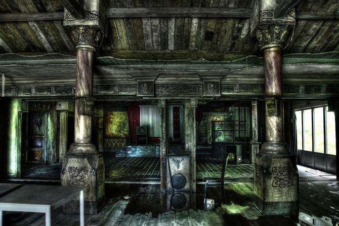 Будинок 1000 духів - пекельний ресторан, що наводить жах (19)