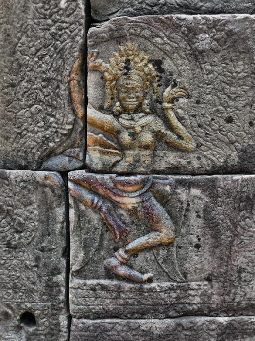 Ангкор Ват у Камбоджі - містичне та дивовижне по своїй атмосфері і масштабності місце (10)