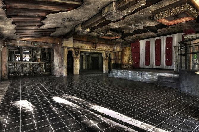 Будинок 1000 духів - пекельний ресторан, що наводить жах (16)