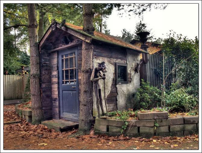 Будинок 1000 духів - пекельний ресторан, що наводить жах (14)