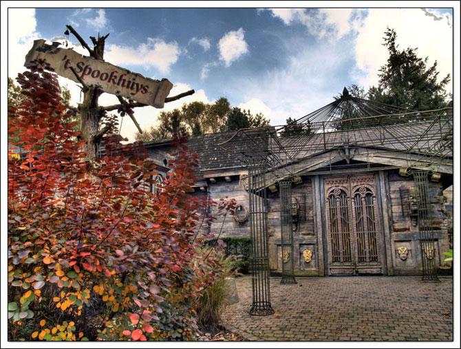 Будинок 1000 духів - пекельний ресторан, що наводить жах (12)