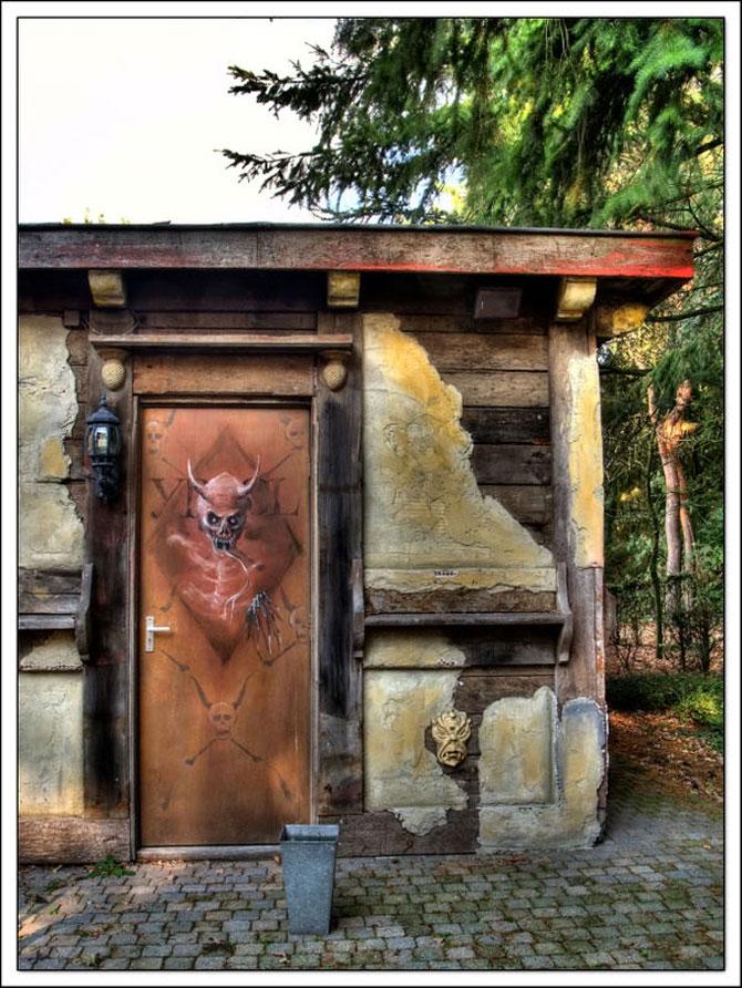 Будинок 1000 духів - пекельний ресторан, що наводить жах (11)