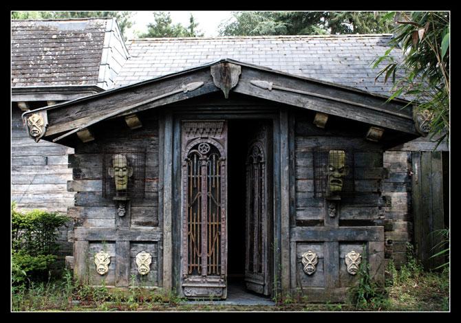Будинок 1000 духів - пекельний ресторан, що наводить жах (7)
