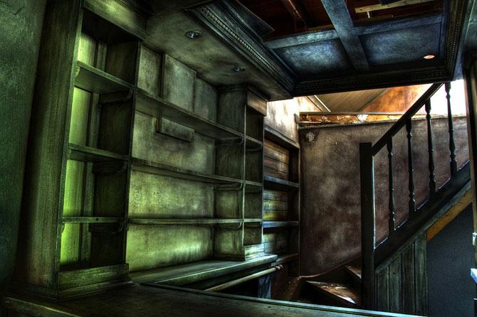 Будинок 1000 духів - пекельний ресторан, що наводить жах (5)