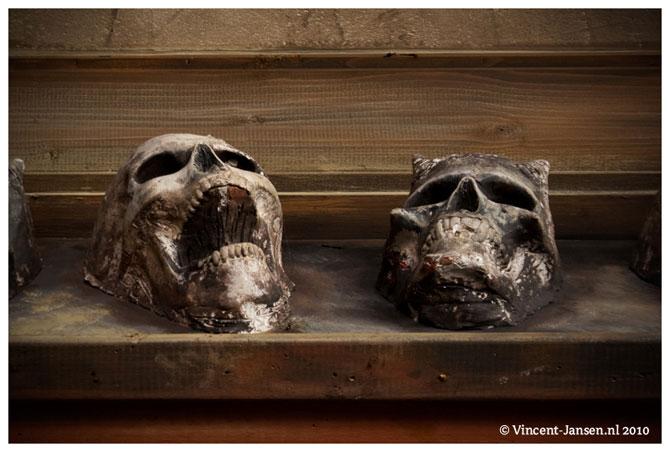 Будинок 1000 духів - пекельний ресторан, що наводить жах (4)
