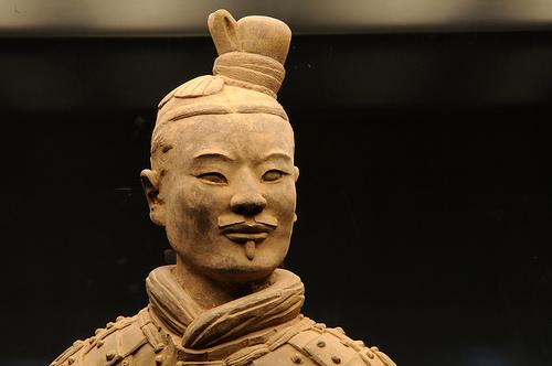 Теракотова армія імператора Цинь Шихуанді (8)