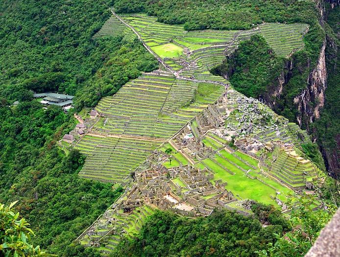 Мачу-Пікчу - місто дивовижної історії інків і нерозгаданих таємниць (17)