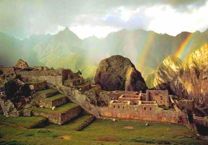 Мачу-Пікчу - місто дивовижної історії інків і нерозгаданих таємниць (11)