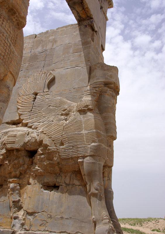 Стародавнє місто Персеполь - свідок перської могутності (7)