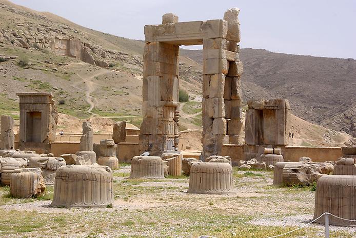 Стародавнє місто Персеполь - свідок перської могутності (6)
