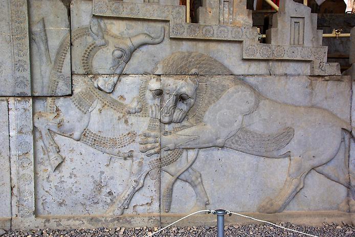 Стародавнє місто Персеполь - свідок перської могутності (5)