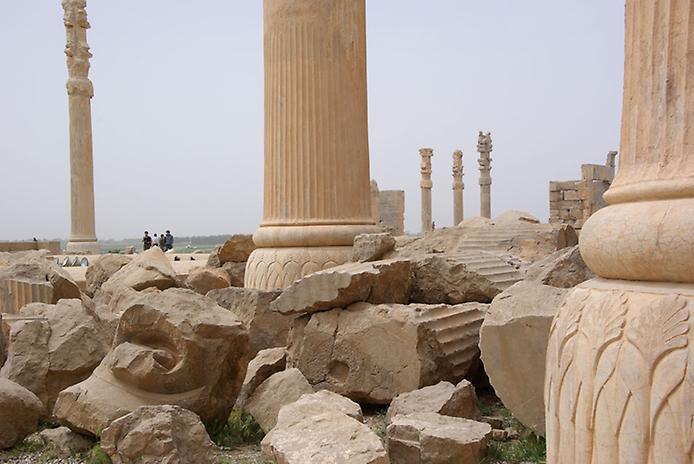 Стародавнє місто Персеполь - свідок перської могутності (4)