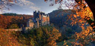 Красивий замок Ельц - Перлина німецьких замків (6)