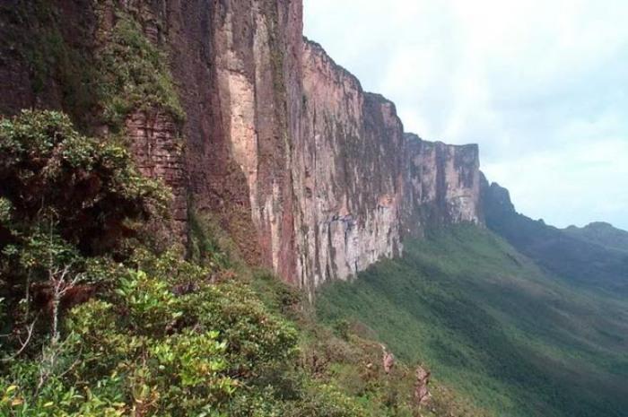 Загублені світи гори Рорайма (11)