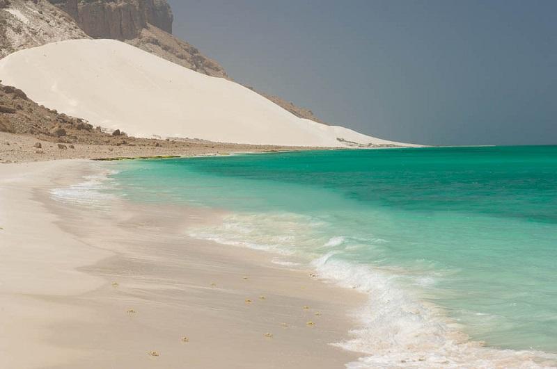 20-Пляжі острова Сокотра. Ємен
